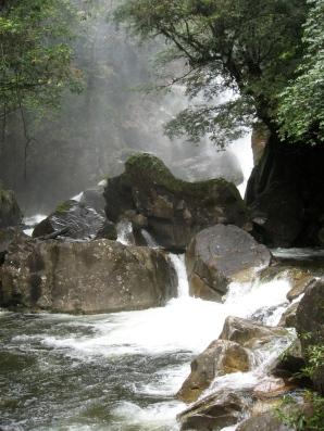 Cascada Bermejo